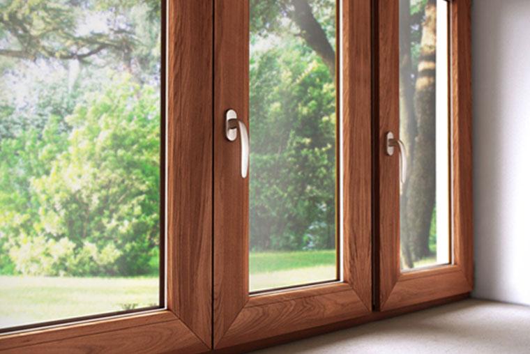 Infissi in legno alluminio o in alluminio legno ecco le - Finestre pvc costo ...