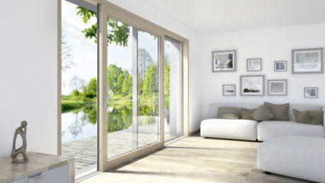 Gli infissi che arredano: come sceglierli in base allo stile di casa tua