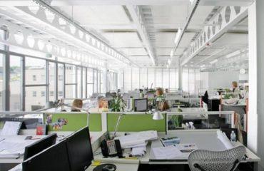 Ecco come la luce in ufficio può aumentare la produttività
